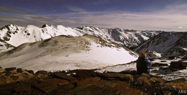Grans vistes de la vall de Ransol. Reconeixeu els pics?