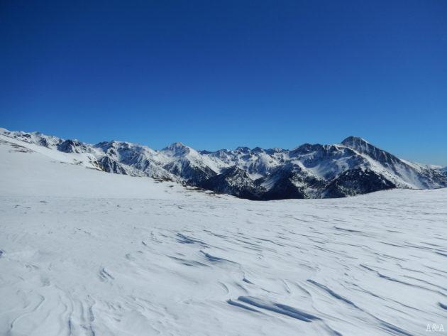 Vistes de la Vall Ferrera.