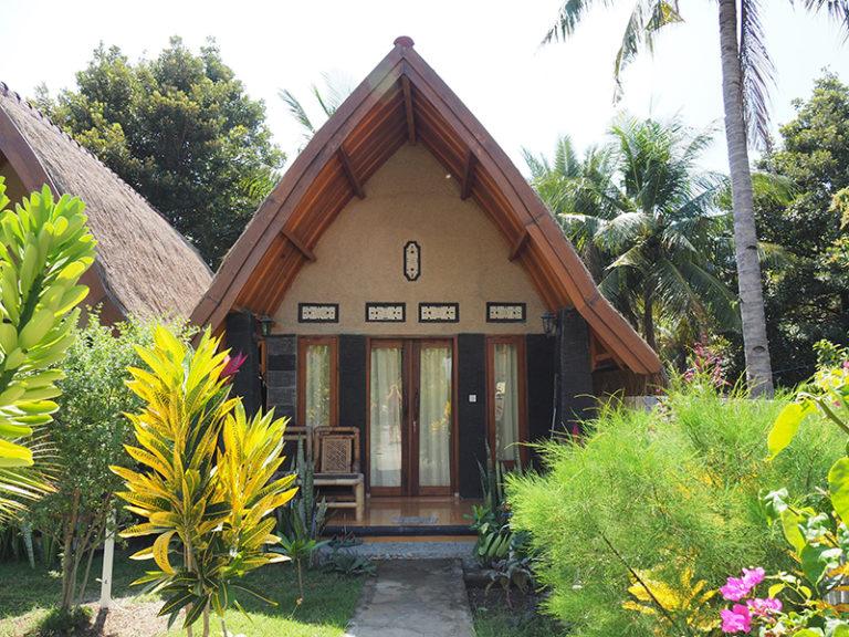 La caseta on ens hi allotjarem.